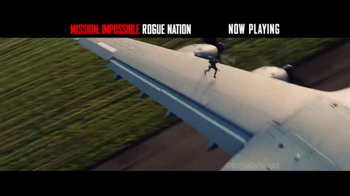 Mission: Impossible - Rogue Nation - Alternate Trailer 56