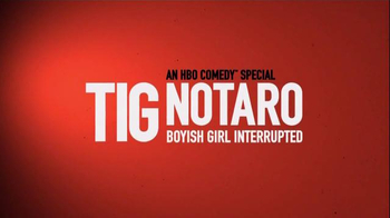 HBO TV Spot, 'Tig Notaro: Boyish Girl Interrupted' - Thumbnail 10