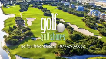 Gulf Shores TV Spot, 'Golf, Sandy White Beaches and Accomdations' - Thumbnail 5