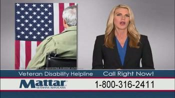 Mattar Veteran Advocates TV Spot, 'Agent Orange' - Thumbnail 1