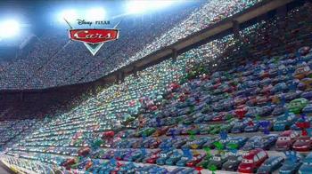 Disney Pixar Cars Diecast Car Collection TV Spot, 'Scan and Race' - Thumbnail 1