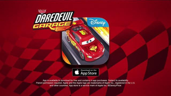 Disney Pixar Cars Diecast Car Collection TV Spot, 'Scan and Race' - Thumbnail 9