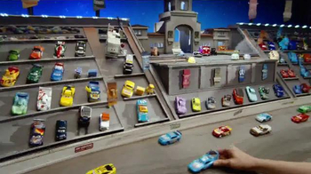 Disney Pixar Cars Diecast Car Collection TV Spot, 'Scan and Race' - Thumbnail 2