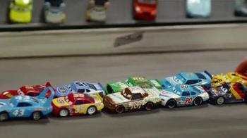 Disney Pixar Cars Diecast Car Collection TV Spot, 'Scan and Race' - Thumbnail 3
