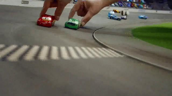Disney Pixar Cars Diecast Car Collection TV Spot, 'Scan and Race'