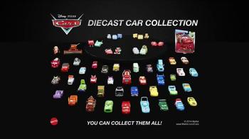 Disney Pixar Cars Diecast Car Collection TV Spot, 'Scan and Race' - Thumbnail 5