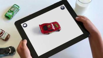 Disney Pixar Cars Diecast Car Collection TV Spot, 'Scan and Race' - Thumbnail 6
