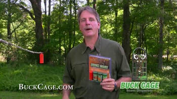 Buck Cage TV Spot, 'Scent Dispersal' Featuring Jeff Foxworthy - Thumbnail 8
