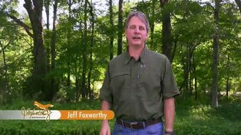 Buck Cage TV Spot, 'Scent Dispersal' Featuring Jeff Foxworthy