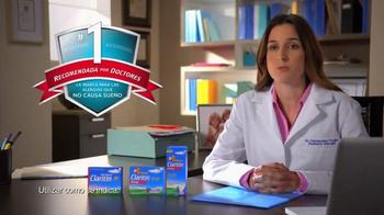 Claritin 24-Hour Allergy Relief TV Spot, 'Alergias estacionales' [Spanish] - Thumbnail 6