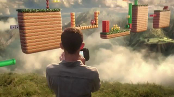 Super Mario Maker TV Spot, 'The Build' - Thumbnail 1