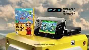 Super Mario Maker TV Spot, 'The Build' - Thumbnail 8