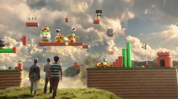 Super Mario Maker TV Spot, 'The Build' - Thumbnail 4
