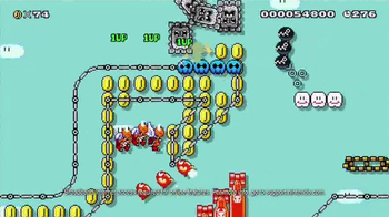 Super Mario Maker TV Spot, 'The Build' - Thumbnail 7