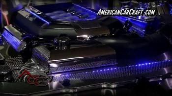 American Car Craft TV Spot, 'Unique Product Design Concepts' - Thumbnail 9