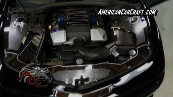 American Car Craft TV Spot, 'Unique Product Design Concepts' - Thumbnail 1