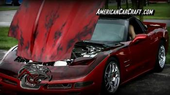 American Car Craft TV Spot, 'Unique Product Design Concepts' - Thumbnail 2