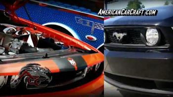 American Car Craft TV Spot, 'Unique Product Design Concepts' - Thumbnail 3