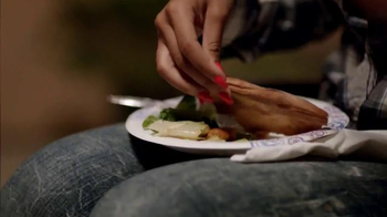 Dixie TV Spot, 'Be More Here: Enjoy Dinner With Friends' - Thumbnail 1