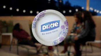 Dixie TV Spot, 'Be More Here: Enjoy Dinner With Friends' - Thumbnail 7