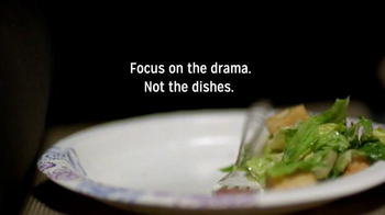 Dixie TV Spot, 'Be More Here: Enjoy Dinner With Friends' - Thumbnail 6