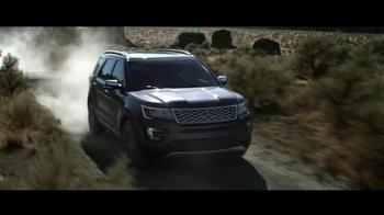 2016 Ford Explorer TV Spot, 'Tough Love' - Thumbnail 7