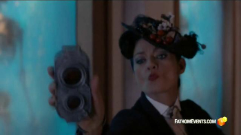 Fathom Events TV Spot, 'Doctor Who: Dark Water/Death in Heaven' - Thumbnail 2