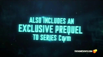 Fathom Events TV Spot, 'Doctor Who: Dark Water/Death in Heaven' - Thumbnail 5