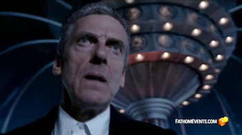 Fathom Events TV Spot, 'Doctor Who: Dark Water/Death in Heaven' - Thumbnail 6