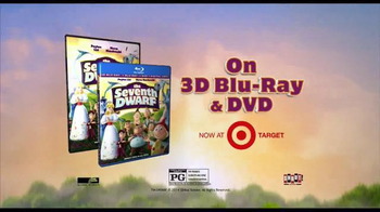 The Seventh Dwarf 3D Blu-ray & DVD TV Spot - Thumbnail 6