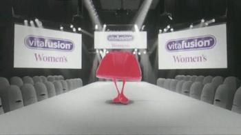 VitaFusion Women's TV Spot, 'Fashion Runway' - Thumbnail 3