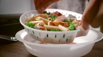 Healthy Choice Grilled Chicken Marinara Café Steamer TV Spot, 'Magic' - Thumbnail 6