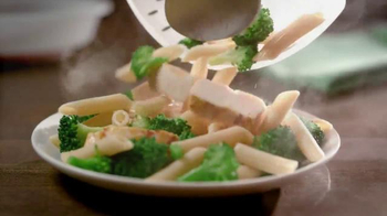 Healthy Choice Grilled Chicken Marinara Café Steamer TV Spot, 'Magic' - Thumbnail 7