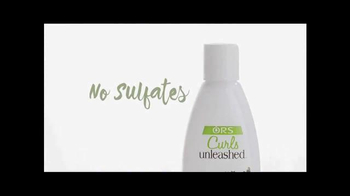 ORS Curls Unleashed TV Spot, 'Define Your Style' - Thumbnail 5