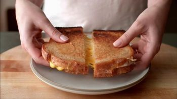Real California Milk TV Spot, 'Return to Real: Grilled Cheese'
