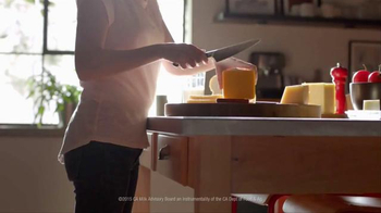 Real California Milk TV Spot, 'Return to Real: Grilled Cheese' - Thumbnail 1