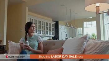 Overstock.com Labor Day Sale TV Spot, 'Installation' - Thumbnail 1