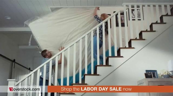 Overstock.com Labor Day Sale TV Spot, 'Installation' - Thumbnail 2