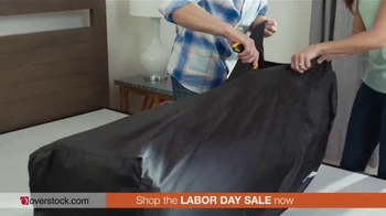 Overstock.com Labor Day Sale TV Spot, 'Installation' - Thumbnail 3
