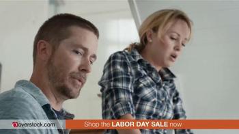 Overstock.com Labor Day Sale TV Spot, 'Installation' - Thumbnail 5