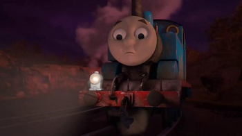 Thomas & Friends: Sodor's Legend of the Lost Treasure Blu-ray TV Spot - Thumbnail 3