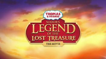 Thomas & Friends: Sodor's Legend of the Lost Treasure Blu-ray TV Spot - Thumbnail 4