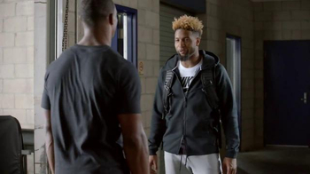 Foot Locker TV Spot, 'Thoughts' Ft. Victor Cruz & Odell Beckham Jr. - Thumbnail 2