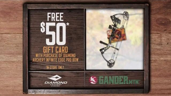 Gander Mountain TV Spot, 'Gift Card, Tree-stand and Trail Cam' - Thumbnail 4