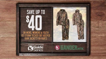 Gander Mountain TV Spot, 'Gift Card, Tree-stand and Trail Cam' - Thumbnail 7