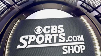 CBSSports.com/Shop TV Spot, 'College and Pro Football Gear' - Thumbnail 1
