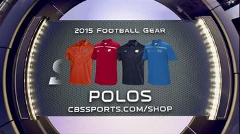 CBSSports.com/Shop TV Spot, 'College and Pro Football Gear' - Thumbnail 4