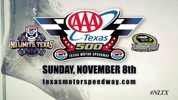 Texas Motor Speedway TV Spot, 'AAA Texas 500' - Thumbnail 10