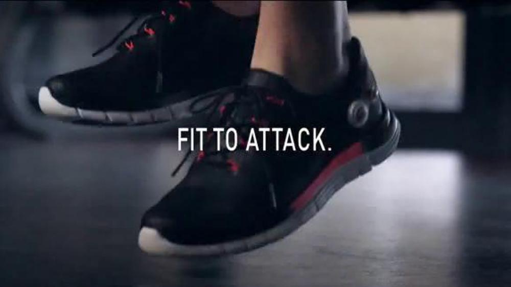 reebok ufc shoes. reebok zpump tv commercial, \u0027heavy bag\u0027 featuring ronda rousey - ispot.tv ufc shoes
