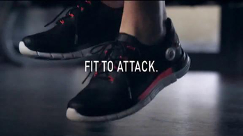 Reebok ZPump TV Spot, 'Heavy Bag' Featuring Ronda Rousey - 185 commercial airings